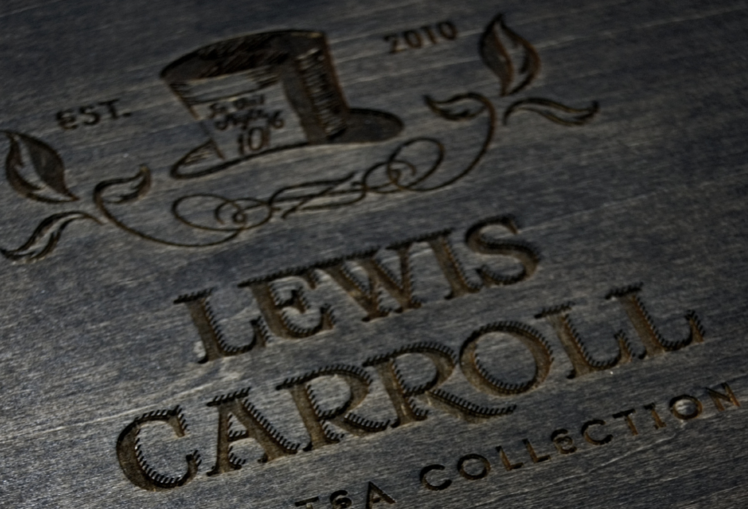 The Lewis Carroll Mad Tea Collection